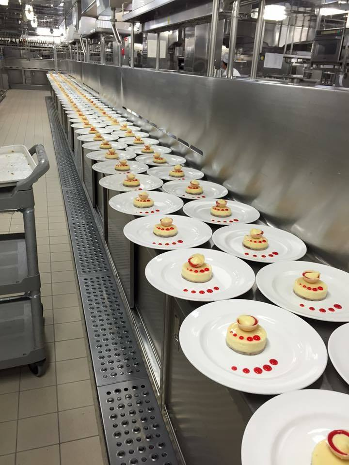 Behind The scenes galley tour