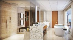 Pinnacle Suite Bathroom