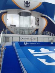 FlowRider and iFly in the background