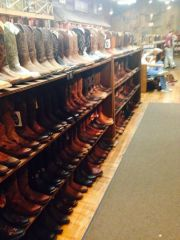 Boots Galore!