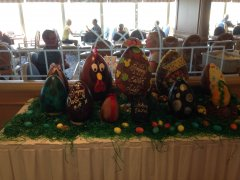 Easter on QV